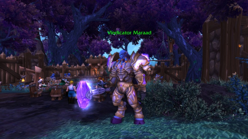 Garrison Level 1 Vindicator Maraad