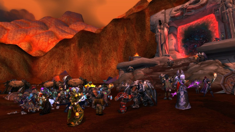 Draenor Assault Pre Expc Alliance side